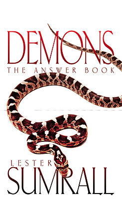 Picture of Demons the Answer Book