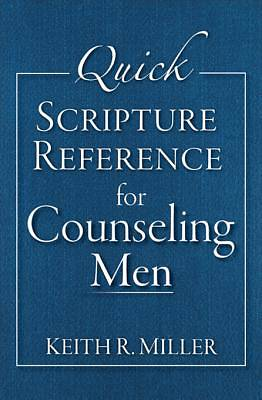 Picture of Quick Scripture Reference for Counseling Men - eBook [ePub]