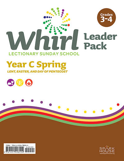 Whirl Lectionary Grades 3-4 Leader Pack Spring Year C