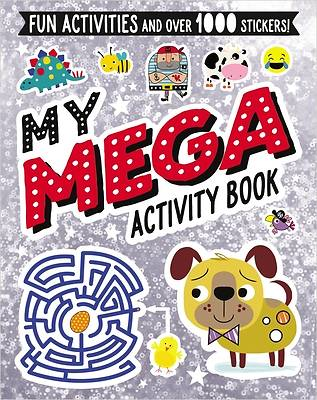 Picture of My Mega Activity Book