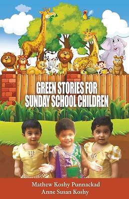 Picture of Green stories for Sunday School Children