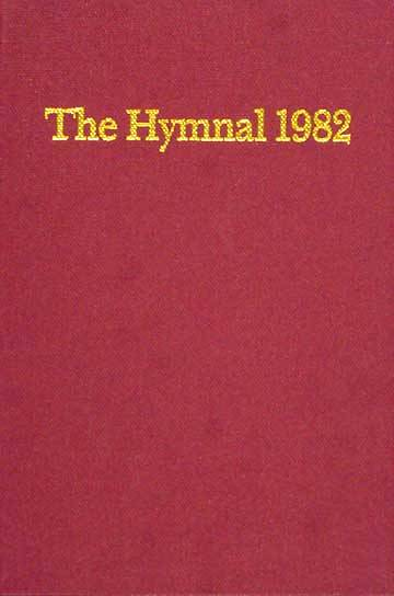Episcopal Hymnal Red 1982