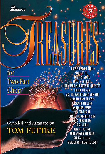 Treasures Choral Book