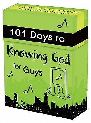 Picture of 101 Days- Knowing God for Guys