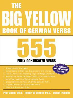 The Big Yellow Book of German Verbs [Adobe Ebook]