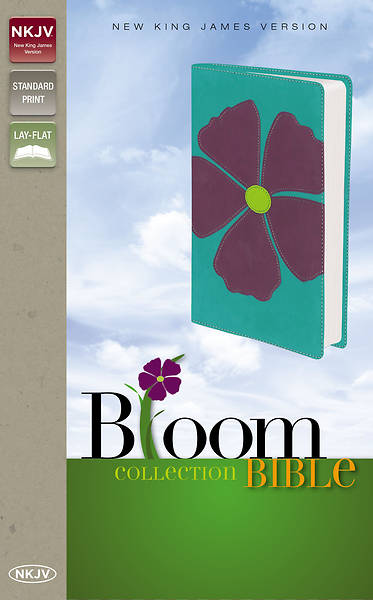 Picture of NKJV Bloom Collection Bible