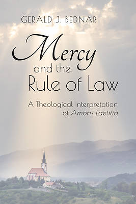 Picture of Mercy and the Rule of Law