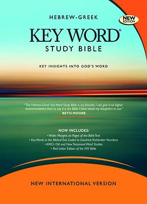 New International Version Hebrew-Greek Key Word Study Bible