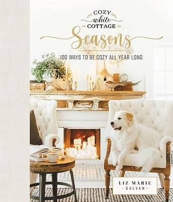 Picture of Cozy White Cottage Seasons