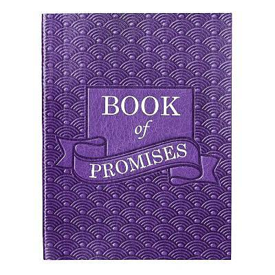 Book Lux-Leather Flexcover Book of Promises
