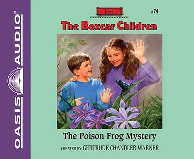 The Poison Frog Mystery (Library Edition)