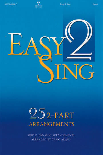 Easy to Sing Listening CD