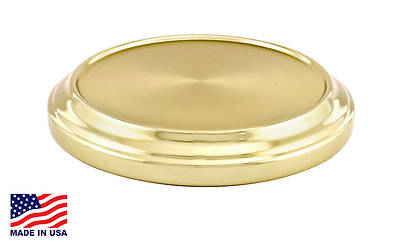 GOLD PLATED STACKING BREAD PLATE BASE