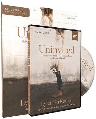 Picture of Uninvited Study Guide with DVD with DVD