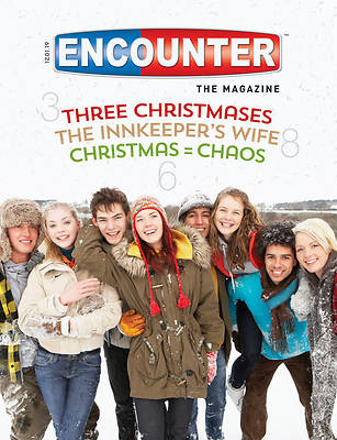 Encounter High School The Magazine Pack of 5 Winter