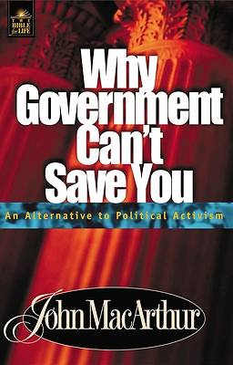Why Government Cant Save You