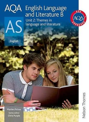 Picture of Aqa Language and Literature B As. Unit 2
