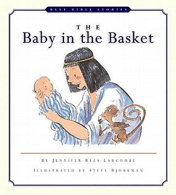 Picture of The Baby in the Basket
