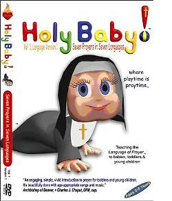 Holy Baby! Volume 1 Seven Prayers in Seven Languages on DVD