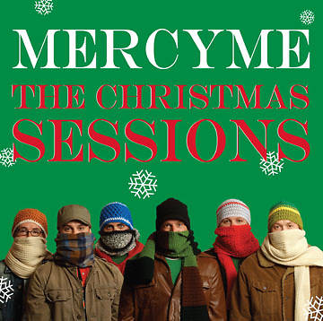 MercyMe - The Christmas Sessions CD