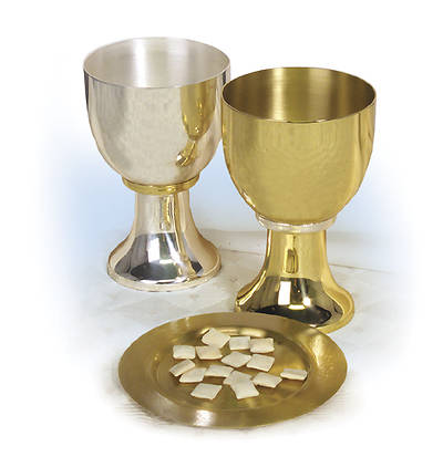 Solid Brass Pastors Chalice