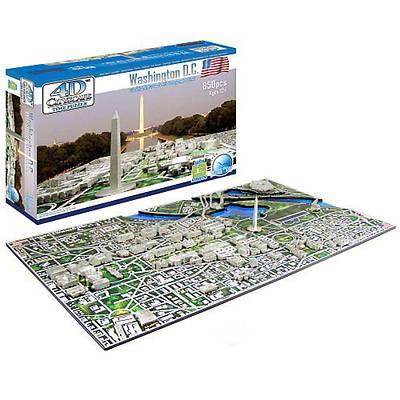 Picture of 4D Washington DC Cityscape Time Puzzle
