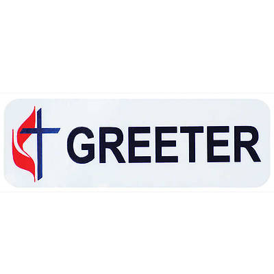 Greeter Badge UM Magnetic