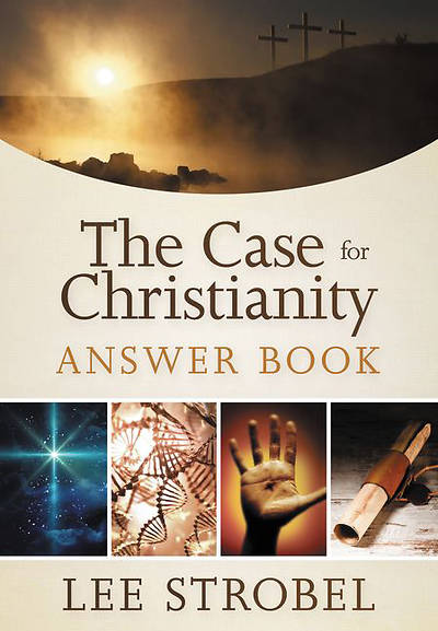 Picture of The Case for Christianity Answer Book