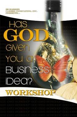 Has God Given You a Business Idea? Level 1