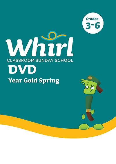 Picture of Whirl Classroom Grades 3-6 DVD Year Gold Spring