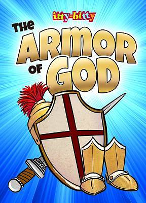 Picture of Itty Bitty ACT Bk - Armor of God