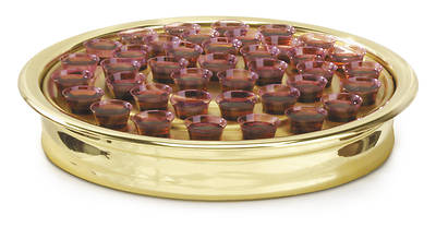 Picture of Artistic RW 400BR Solid Brass Communion Tray