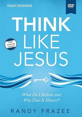 Picture of Think Like Jesus Video Study DVD