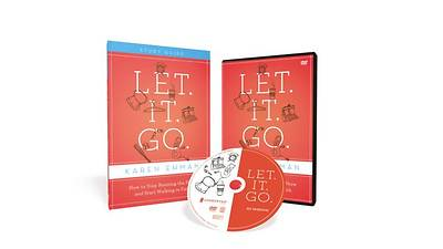 Let. It. Go. Participants Guide with DVD