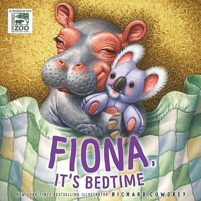 Picture of Fiona, It's Bedtime