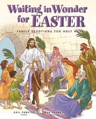 Picture of Waiting in Wonder for Easter