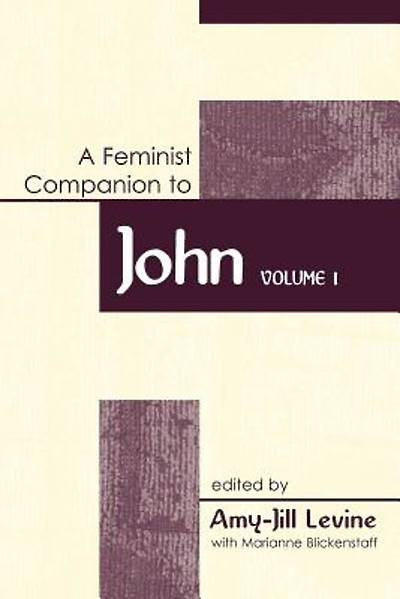 Picture of A Feminist Companion to John Volume 1