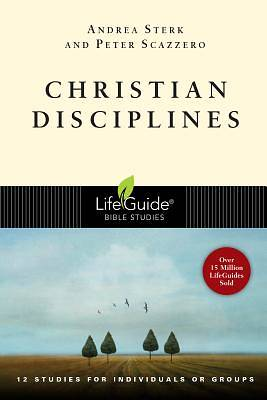 Picture of LifeGuide Bible Study - Christian Disciplines