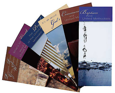 United Methodist Brochures Sample Pack Download (Set of 6)