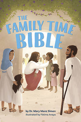 Picture of The Family Time Bible