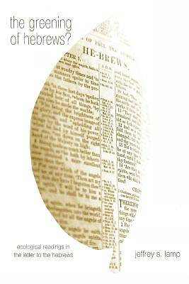 Picture of The Greening of Hebrews?