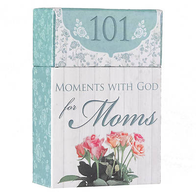 Picture of 101 Moments W/God for Moms