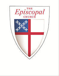 Picture of Episcopal Shield Decal