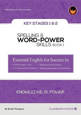 Picture of Spelling & Word-Power Skills