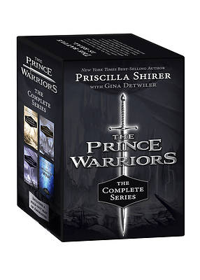 Picture of The Prince Warriors Paperback Boxed Set