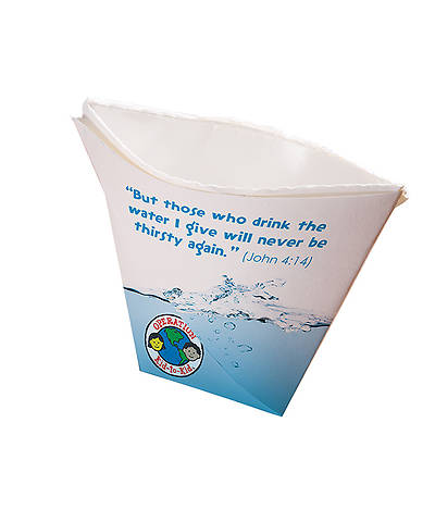 Group VBS 2014 Fold-Up Cups (Pkg. of 10)