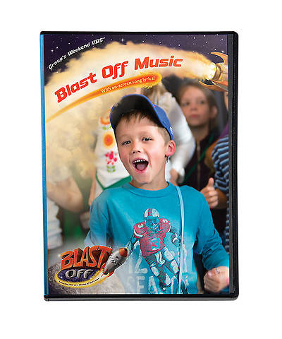 Group VBS 2014 Weekend Blast Off Blast Off Music DVD