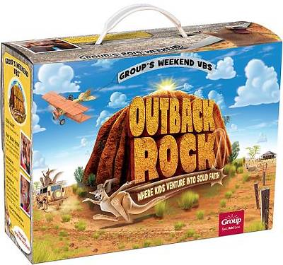 Picture of Group VBS 2015 Outback Rock Starter Kit