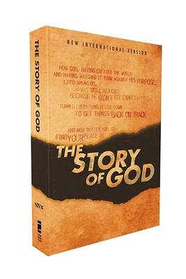 Picture of Niv, the Story of God, Paperback