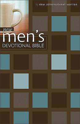 New Mens Devotional Bible New International Version